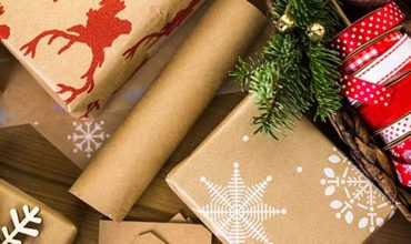 Christmas Wrap & Swing Tags